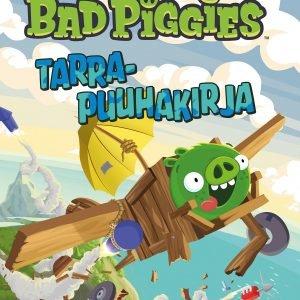 Angry Birds Bad Piggies Tarrapuuhakirja