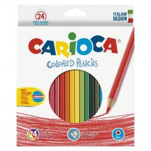 Carioca Värikynä 24 Kpl
