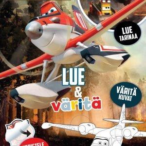 Disney Lentsikat 2 Lue & Väritä