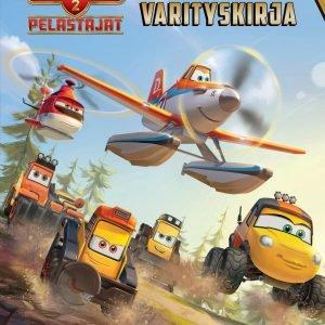 Disney Lentsikat 2 Pelastajat Dustyn Värityskirja