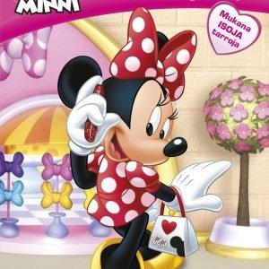 Disney Minni Värityskirja