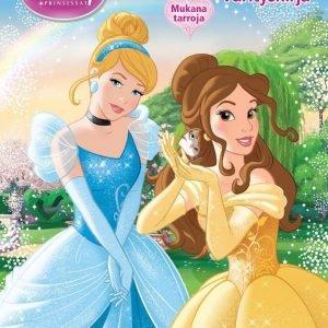 Disney Prinsessat Häähumua Värityskirja