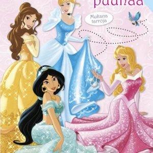 Disney Prinsessat Ihanaa Puuhaa Tarrapuuhakirja