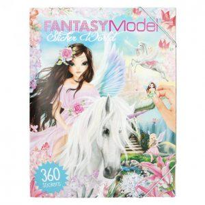 Fantasymodel Stickerworld Tarrakirja