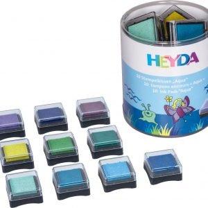 Heyda Aqua Leimasinvärityyny 10 Kpl / Pkt