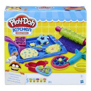 Play-Doh Cookie Creations Muovailuvahasetti