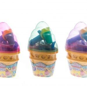Play-Doh Jäätelö Muovailupakkaus