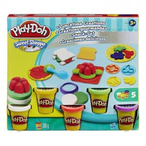 Play-Doh Lunchtime Creations Muovailuvaha