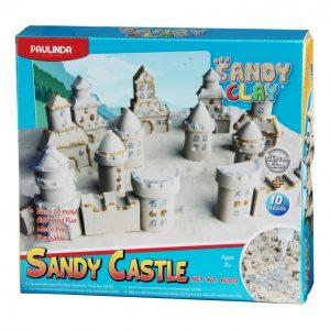 Sandy Clay Taikahiekka 600 G Castle Glitterliima