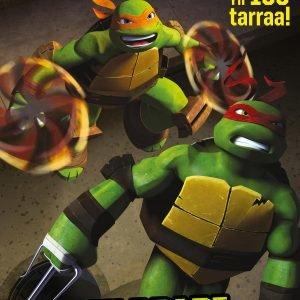 Tnmt Turtles Värityskirja