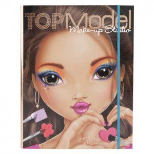 Topmodel Make-Up Studio Suunnittelukirja