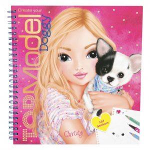 Topmodel Suunnittelukirja Doggy