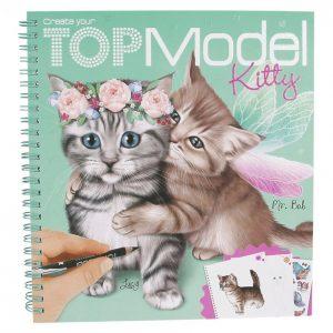 Topmodel Suunnittelukirja Kitty